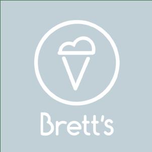 Restaurant logo design - Brett's