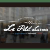 Restaurant logo design - Le Petit Lorrain