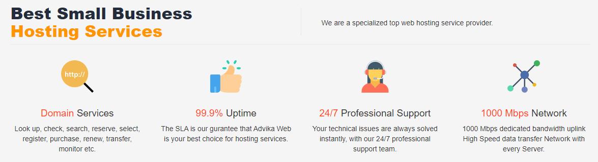 Advika Web