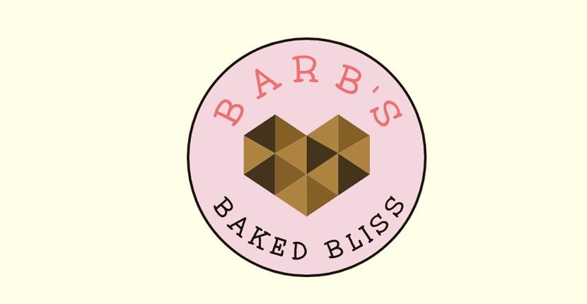 Sample bakery logo created with Wix Logo Maker - Barb's Baked Bliss