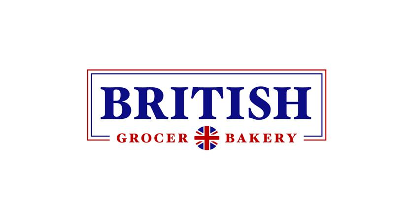 Bakery logo - British Grocer and Bakery