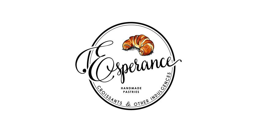 Bakery logo - Esperance Handmade Pastries