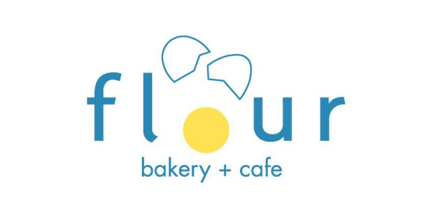 Bakery logo - Flour Bakery + Cafe