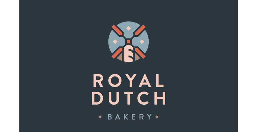 Bakery logo - Royal Dutch Bakery