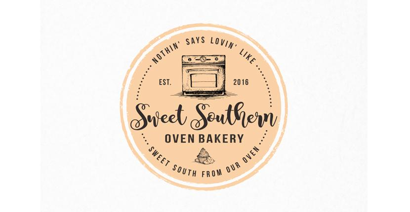 Bakery logo - Sweet Southern Oven Bakery