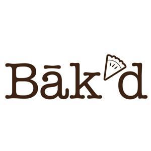 Bakery logo - Bak'd