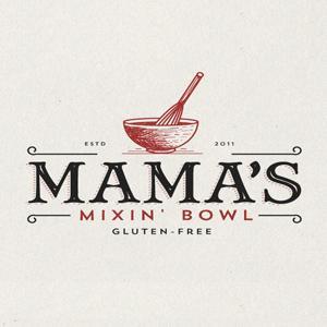 Bakery logo - Mama's Mixin' Bowl