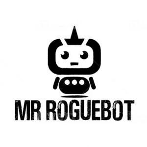 Band logo - Mr Roguebot