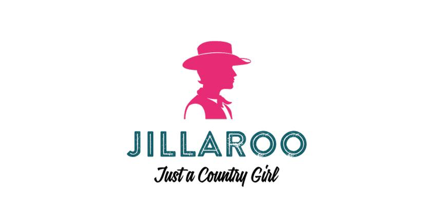 Band logo created with Tailor Brands - Jillaroo