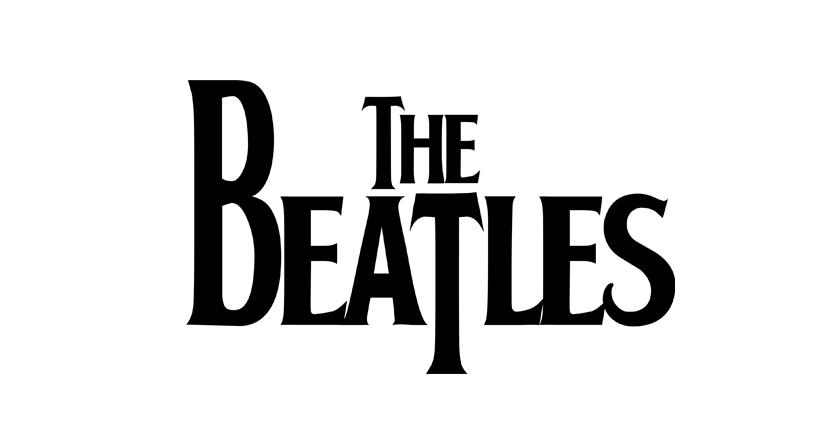 Band logo - The Beatles