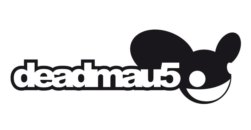 Band logo - Deadmau5