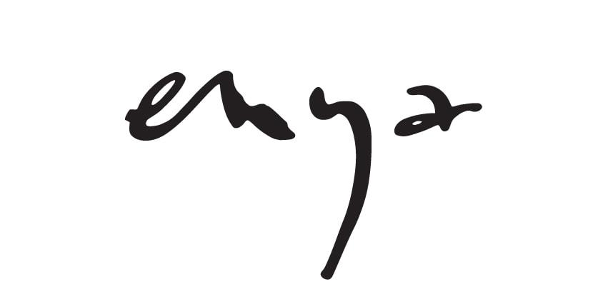 Band logo - Enya