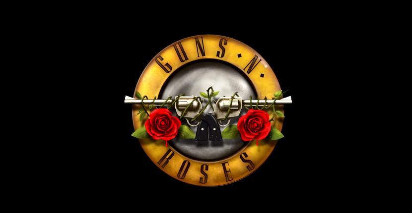 Band logo - Guns N' Roses