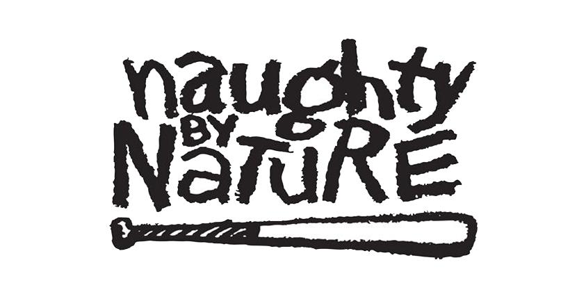 Band logo - Naughty by Nature