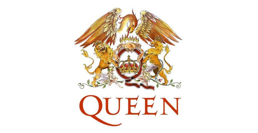 Band logo - Queen