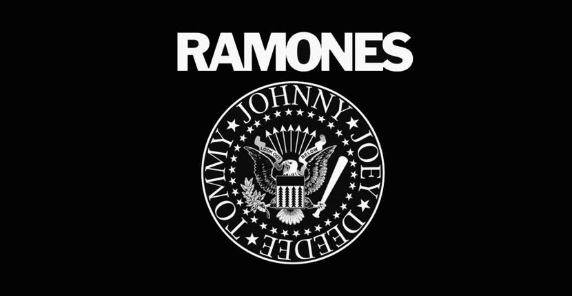 Band logo - The Ramones