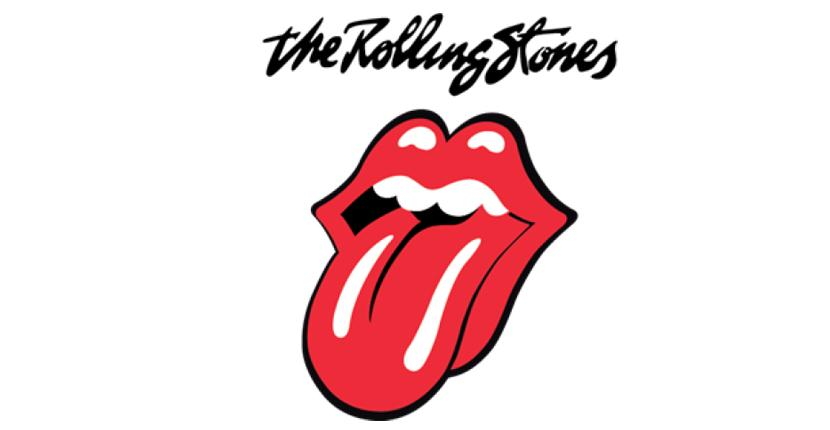 Band logo - The Rolling Stones