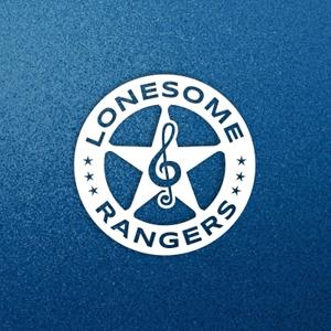 Band logo - Lonesome Rangers