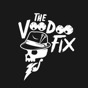 Band logo - The Voodoo Fix