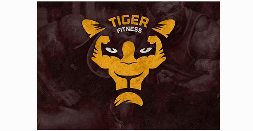Fitness logo - Tiger Fitness