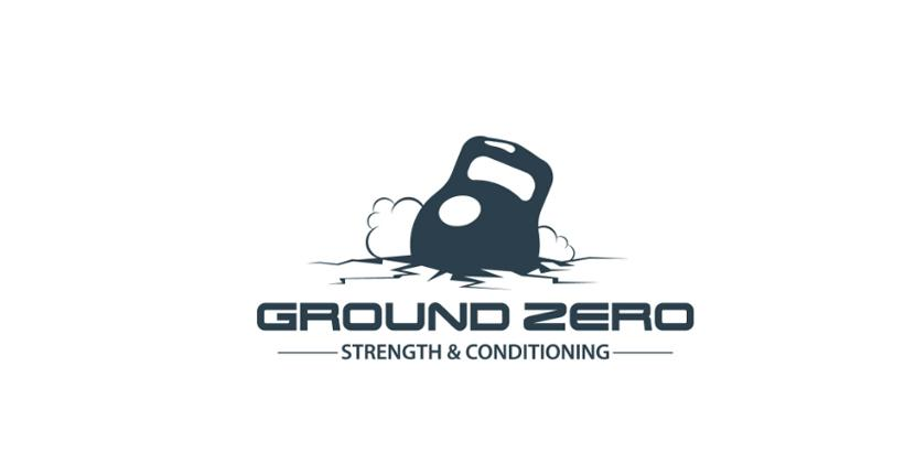 Fitness logo - Ground Zero