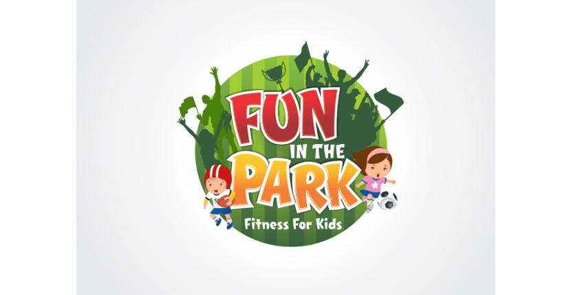 Fitness logo - Fun in the Park