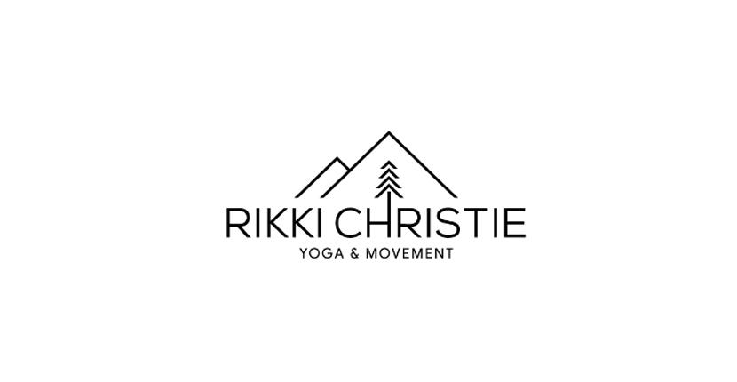 Fitness logo - Rikki Christie