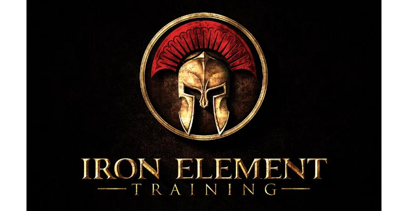 Fitness logo - Iron Element Training