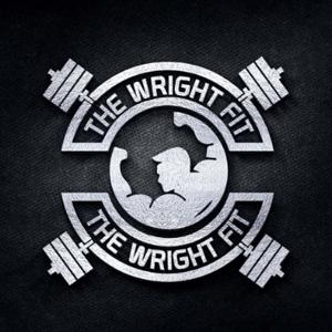 Fitness logo - The Wright Fit