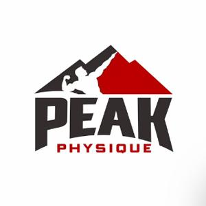 Fitness logo - Peak Physique