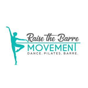 Fitness logo - Raise the Barre Movement