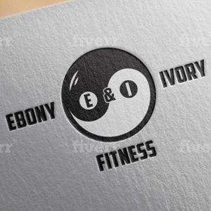 Fitness logo - Ebony Ivory Fitness