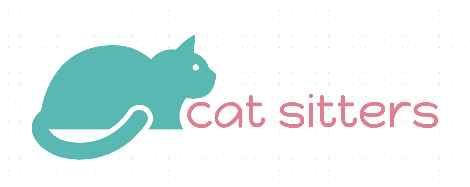 Free logo made with Squarespace Logo Maker - Cat Sitters