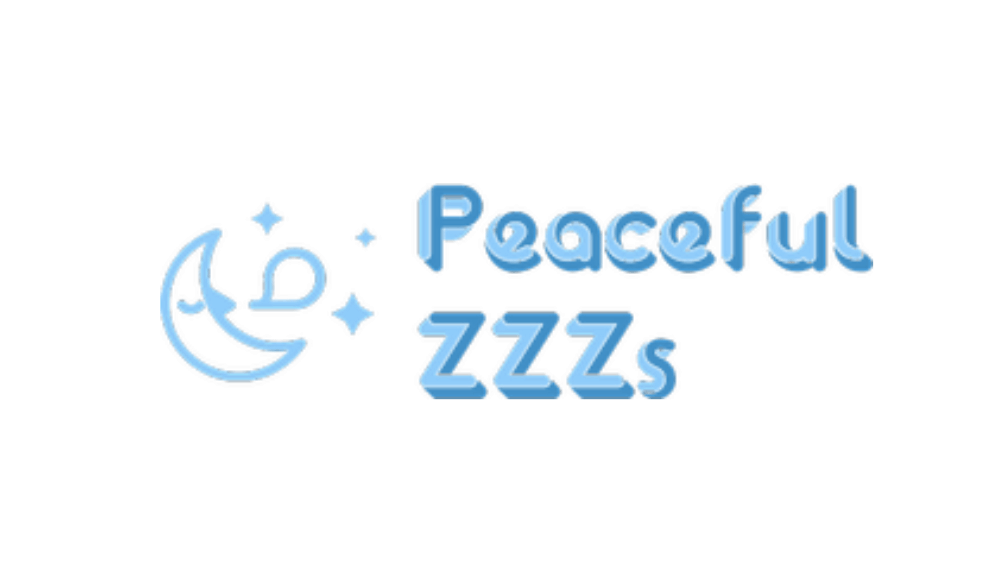 Sample logo made with Tailor Brands - Peaceful ZZZs