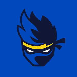 Twitch streamer logo - Ninja