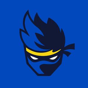 Twitch streamer logo - Ninja