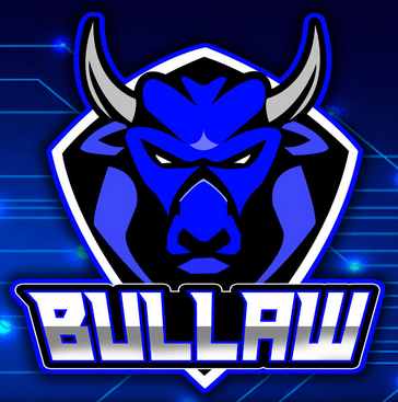 Twitch Streamer Logo - Bullaw
