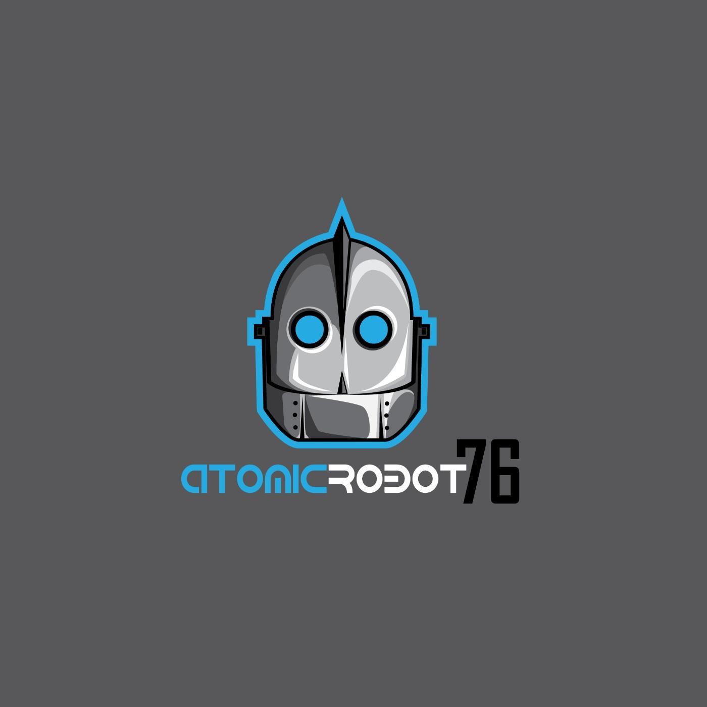 Twitch Streamer Logo - AtomicRobot76