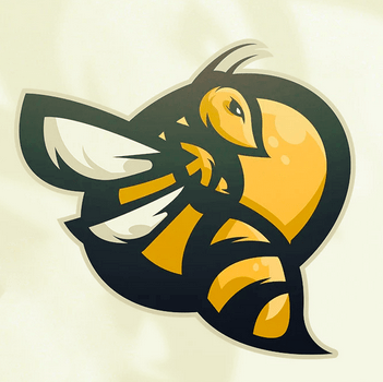 Twitch Streamer Logo - Bee