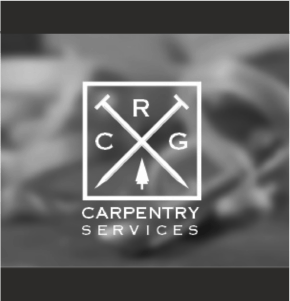 Woodworker logo - CRG Carpentry Services