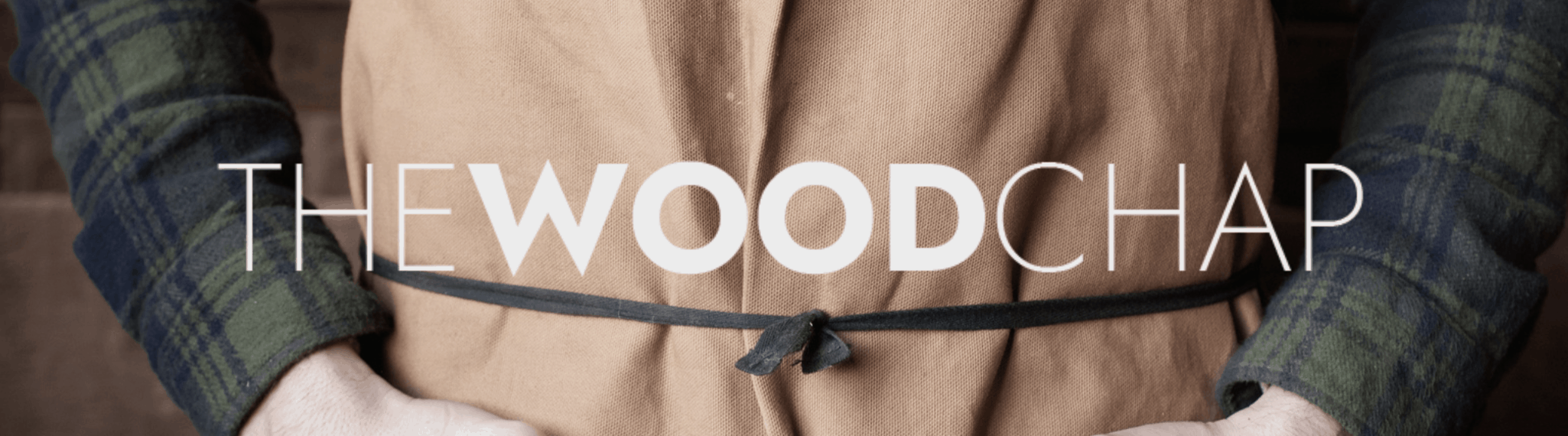 Woodworker logo: The Wood Chap