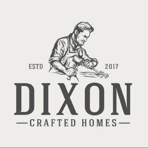 Woodworker logo - Dixon Crafted Homes