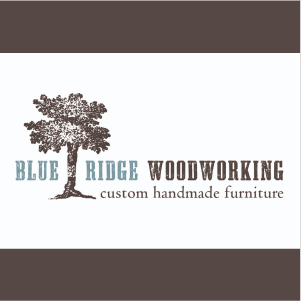 Woodworker logo - Blue Ridge Woodworking