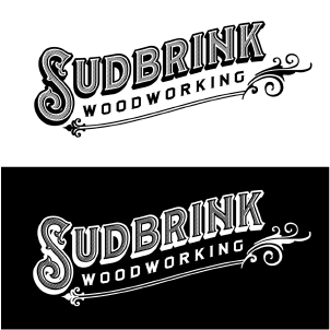 Woodworker logo - Sudbrink Woodworking