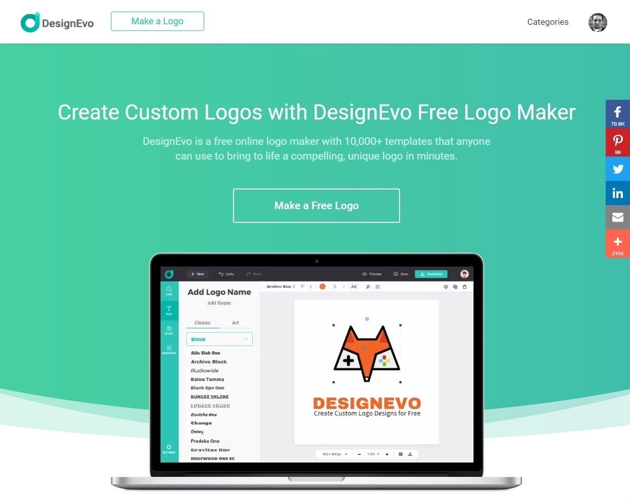 DesignEvo-overview1
