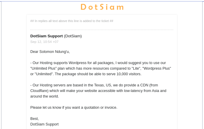 Dot Siam