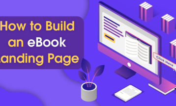 How to Create an Ebook Landing Page 2021 TOP TIPS