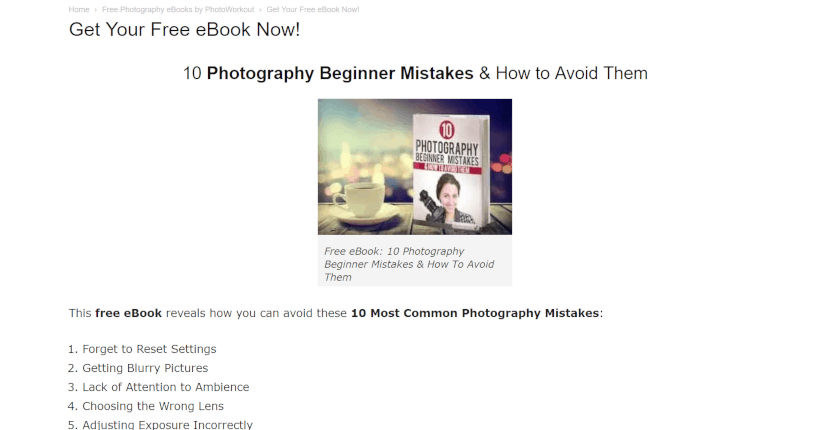 How to Create an Ebook Landing Page (THAT CONVERTS) [CurrentYear]-image3