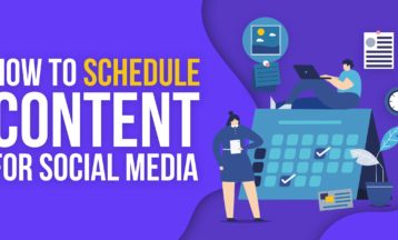 Social Media Scheduling – 6 Tools to Save Time [2021 ADVICE]