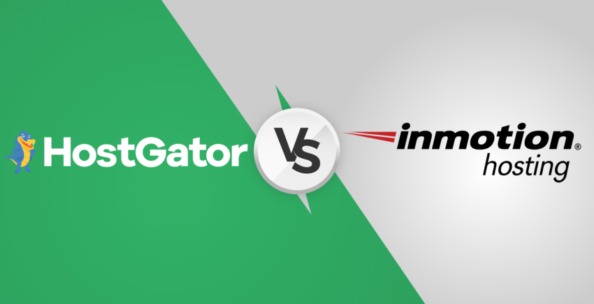 InMotion vs HostGator – Which Web Host Is Right for You? 2019